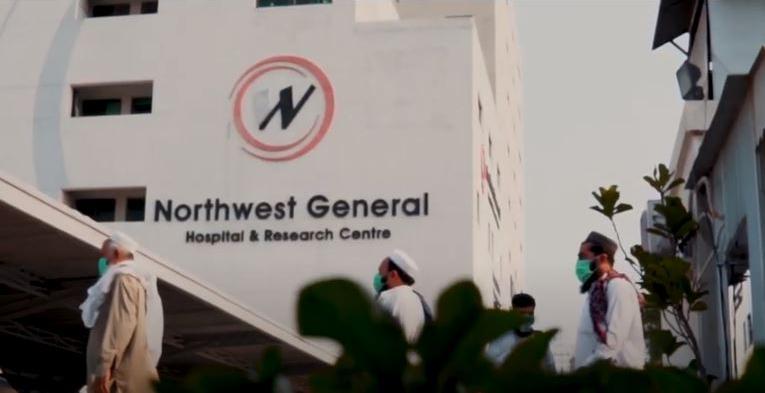Northwest General Hospital COVID-Free