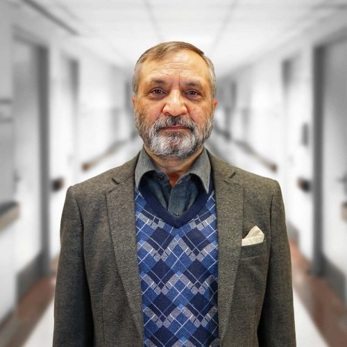 Dr. Inayat Shah Roghani
