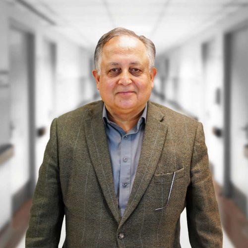 Dr. Izhar Ullah Babar
