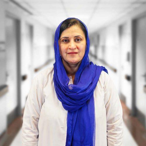 Dr. Salma Farman