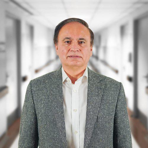 Dr. Tariq Jabbar Khan