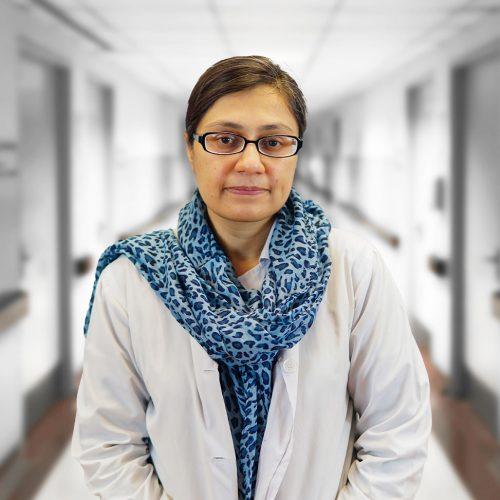 Dr. Aisha Mufti