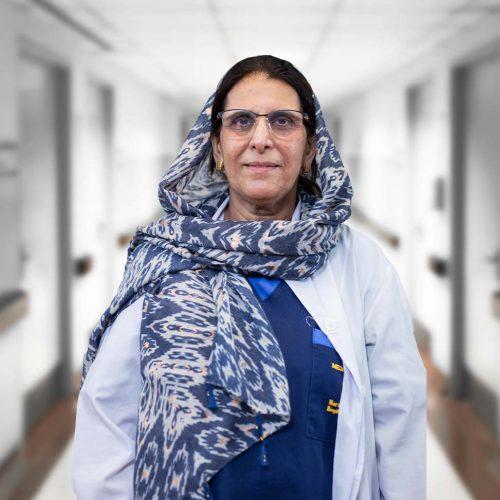Dr. Mehr un Nisa