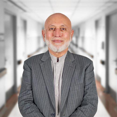 Dr. Amin Jan Gandapur