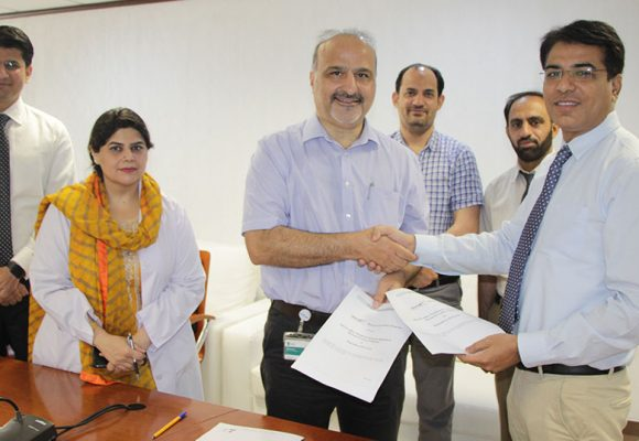MoU signing ceremony for Research Excellence Program