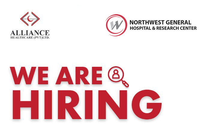 Vacancies at Northwest General Hospital & Research Centre