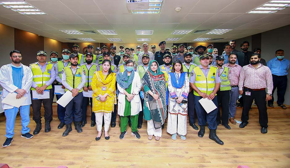 Workshop on Health and Safety Protocols
